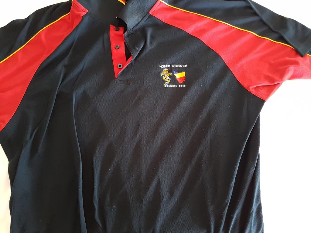 Polo Shirt Mens or Ladies Optional Logos