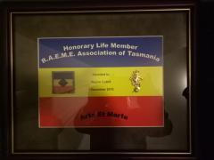Bruv's Award